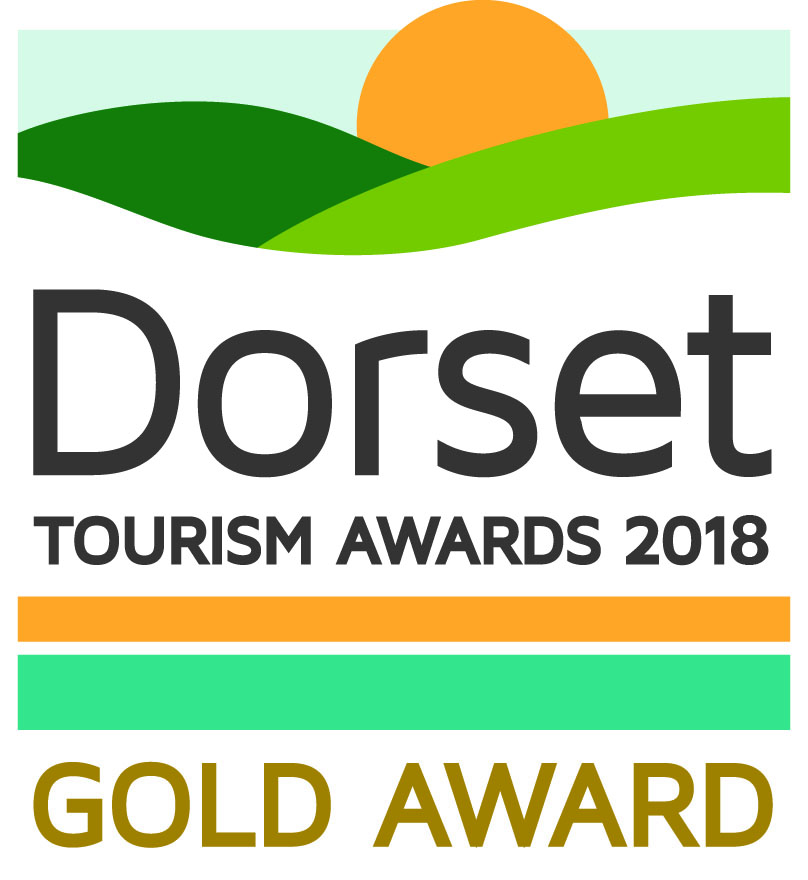 Dorset Tourism Awards Gold Winner