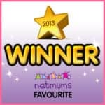 Netmums Party Awards Winners badge