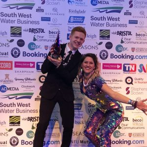 Winners at South West Tourism Awards