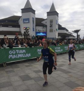 Emma Completes Her Charity Run