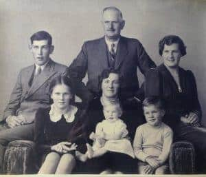 The Palmer Family From Organford UK